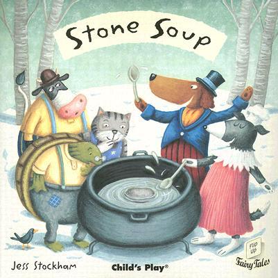 Stone Soup By Stockham, Jess (ILT)